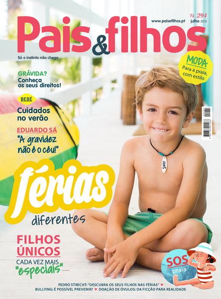 Pais & Filhos – Nº 294 Julho (2015)