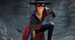 Nova animação do Zorro estreia em Julho no Gloob