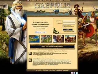 Grepolis Browserspiel