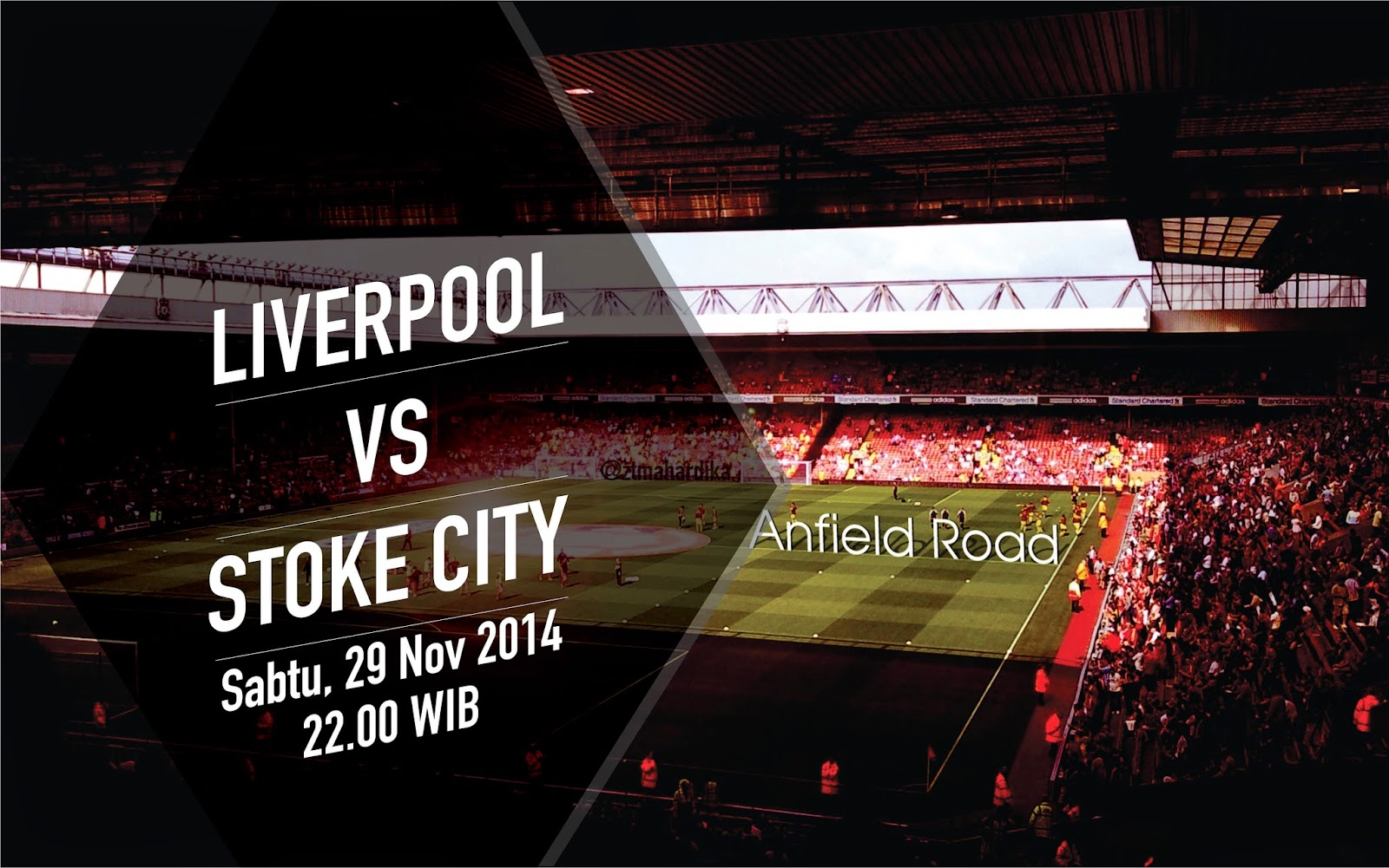 Link Streaming Liverpool vs Stoke City Bein Sport 1