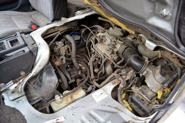 1988 Toyota 4x4 Van For Sale