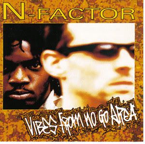 N-Factor – Vibes From No Go Area (1990, CD, 320)