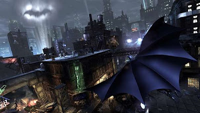 review of Batman Arkham City Game