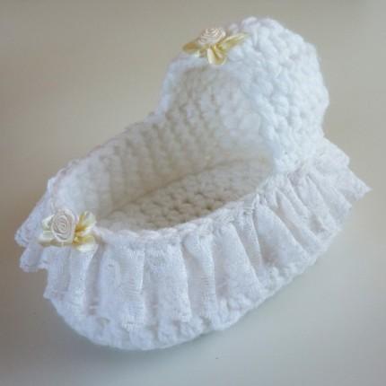 Cherub Comfort Cradle - Free Pattern