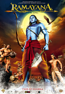 Anh Hùng Sử Thi - Ramayana: The Epic