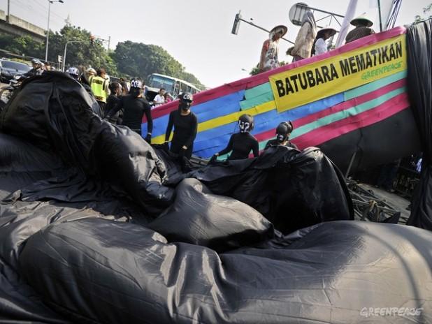 Aktivis Lingkungan  Sorot Rencana Pembangunan PLTU Batang