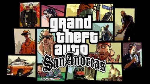 GTA San Andreas v1.05 Apk Data Untuk Android