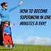 Become a supermom in only 15 minutes a day!