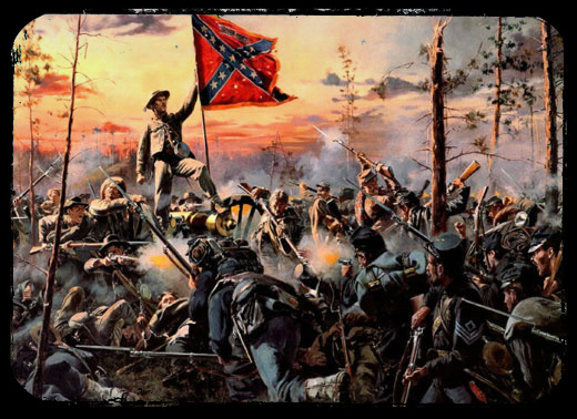 Amerikanske borgerkrig