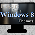 25 Best 'Free' Elegant Windows 8 Themes