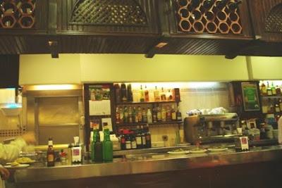 sidreria El Ovetense, interior