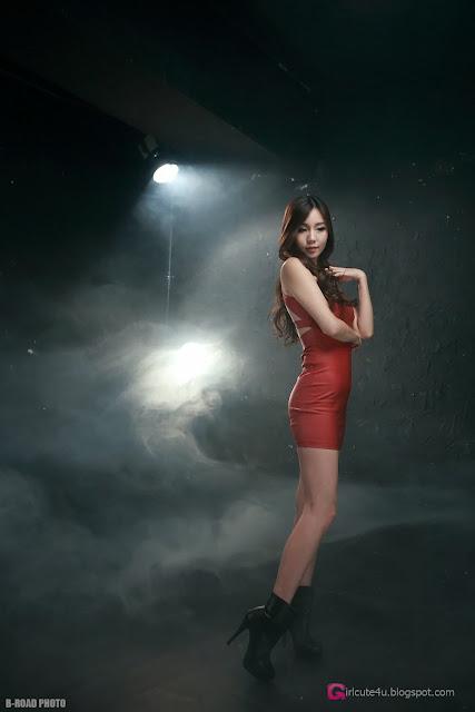 2 Lee Ji Min in 2 different outfits - very cute asian girl-girlcute4u.blogspot.com