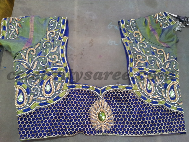 Latest Blouse Designs Cutting 97