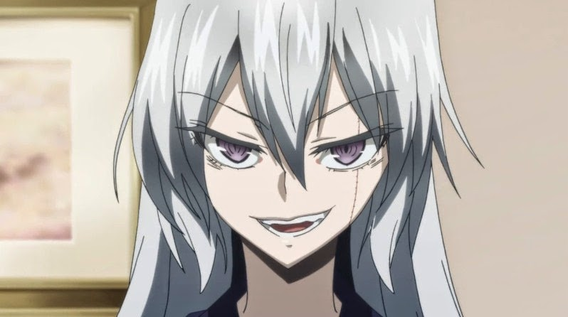 Akuma no Riddle Episode 8 Subtitle Indonesia