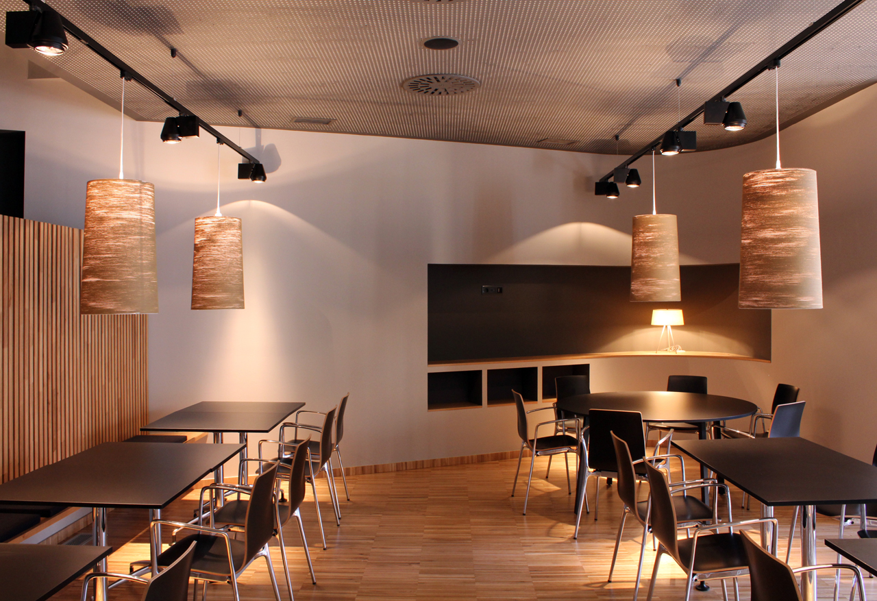 Restaurant gallastegi pauzarq arquigrafia - Luces para comedor ...