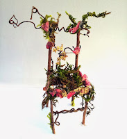 fairy furniture by Jane Chapman