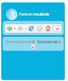 Personalizar el icono de blogger