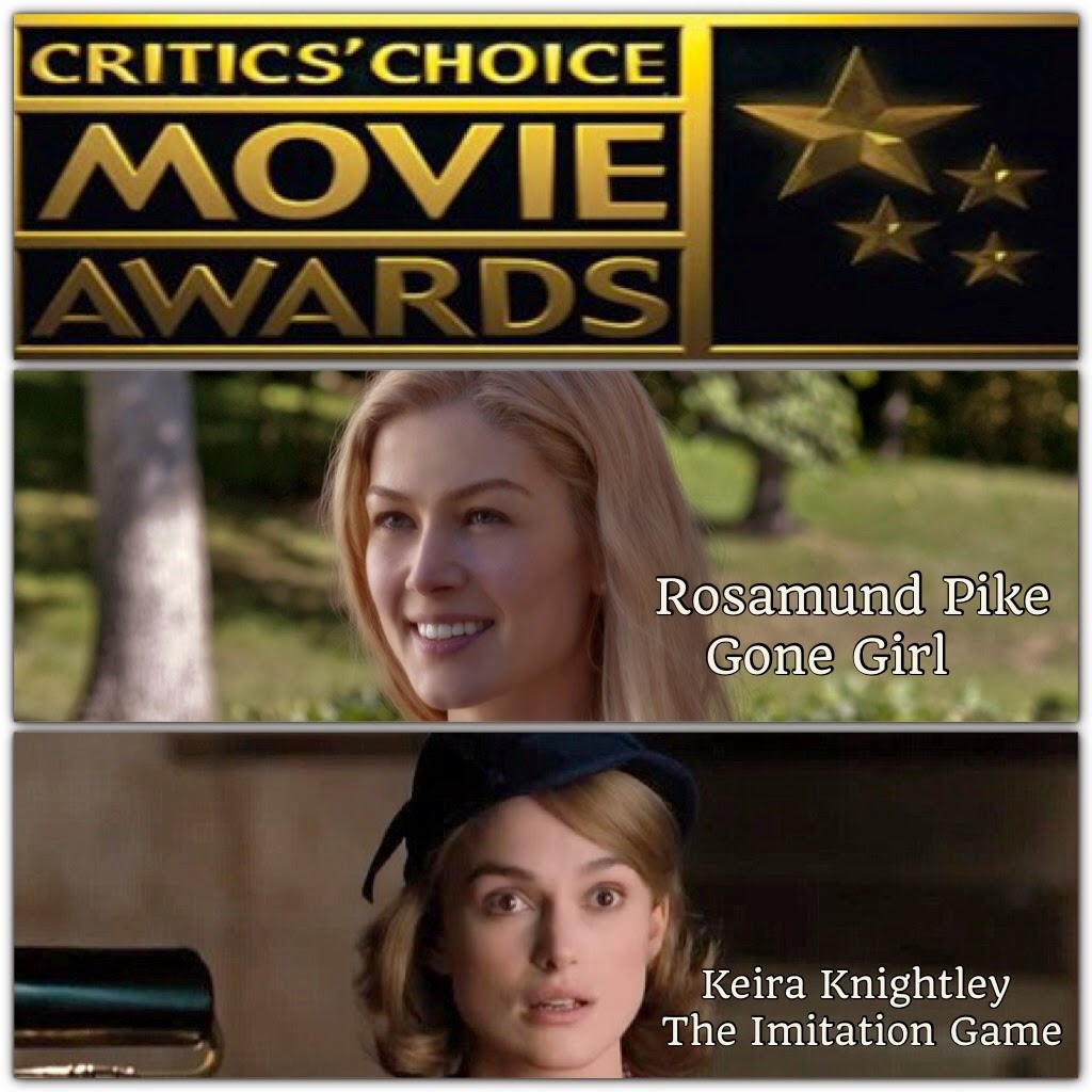 pride prejudice blog gone girl rosamund pike and gone girl rosamund pike and the imitation game keira knightley both scored 6 critics choice movie award nominations each