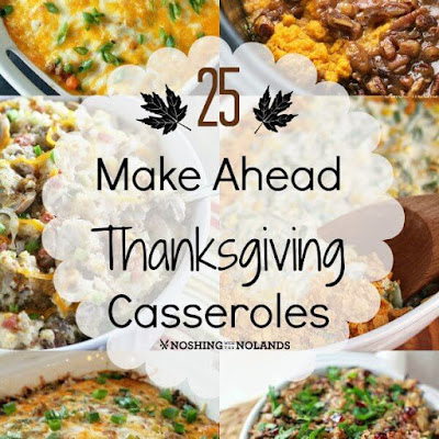 A compilation of Thanksgiving-themed recipe round ups by food bloggers, featuring hundreds of recipes for vegetarian foods, Thanksgiving desserts, slow cooker Thanksgiving recipes and much much more.