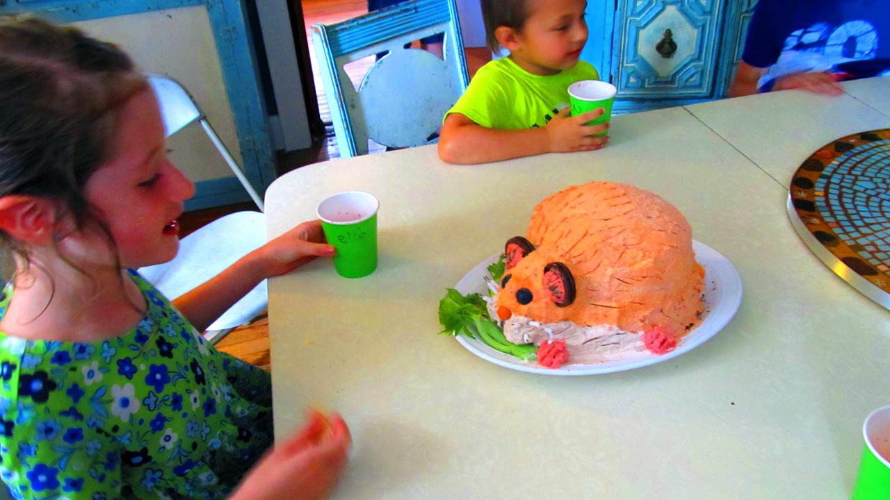 Royalforest Hamster Cake