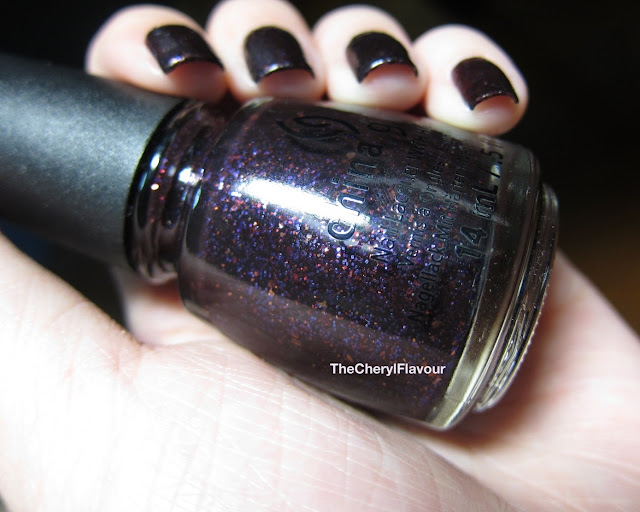 China Glaze Howl You Doin'