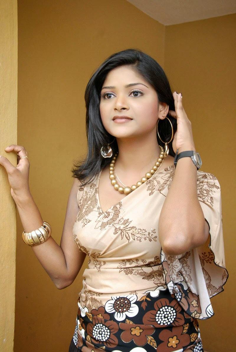 hot sweet amp cute collections busty telugu actress alekya hot photos