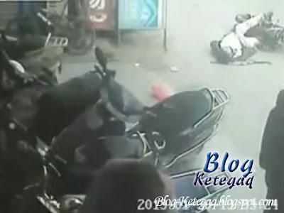 Malangnya jika kemalangan di China