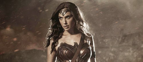 Batman V Superman Image of Wonder Woman