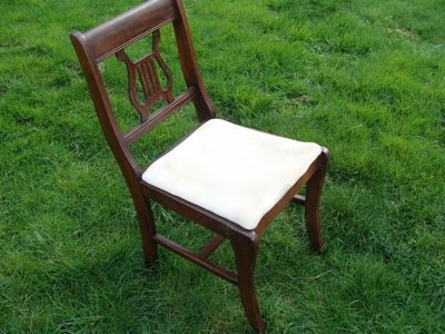 An Idea For Broken Old Chairs