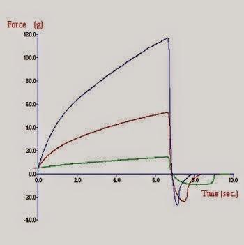 Analisis de textura preparacion de masa