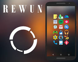 Rewun - Icon Pack v1.1.0 APK Android