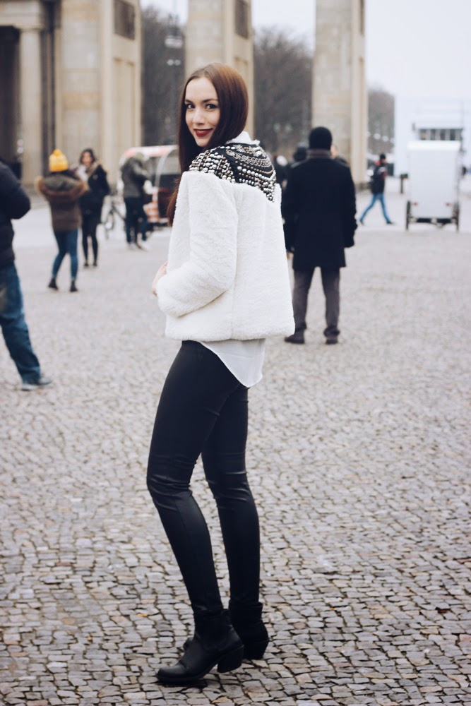 OOTD: Fashion Week