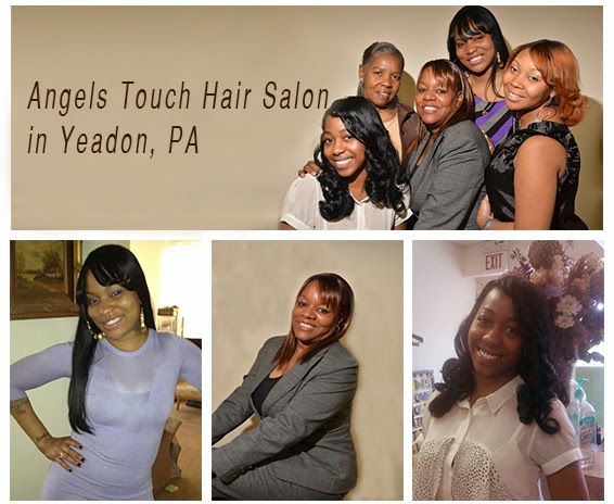 Eayon hair salon beauty angels touch hair salon in for A touch of beauty salon