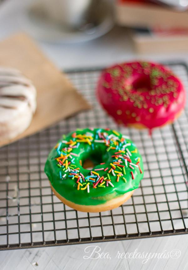 Donuts multicolor