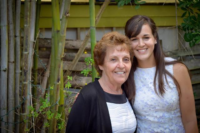 Me and Grandma Sweeney
