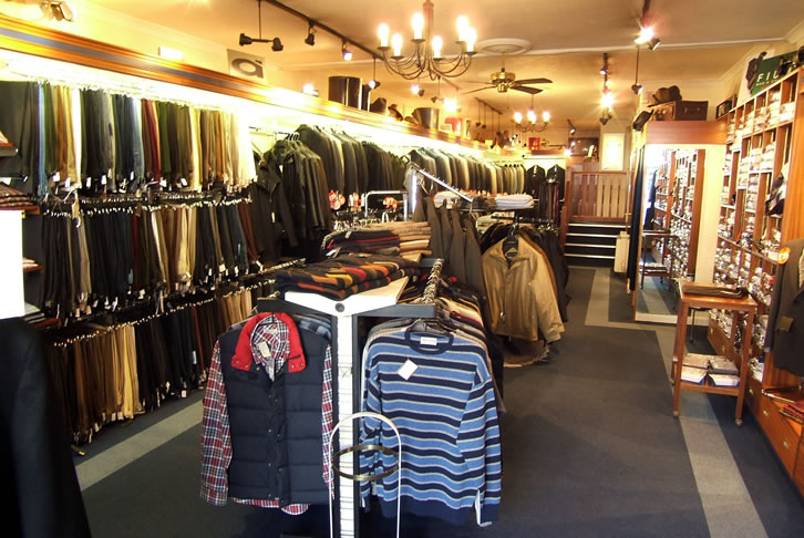Mens urban clothing stores nyc