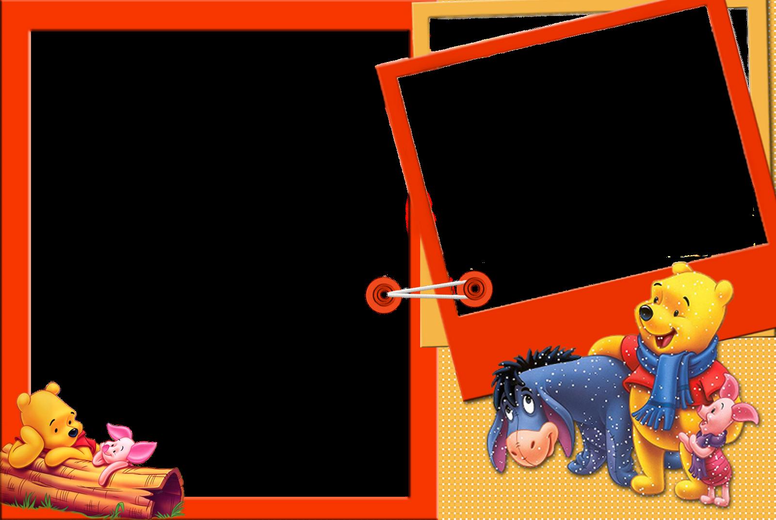 Marcos gratis para fotos marcos de winnie phoo y sus amigos for Frame per foto