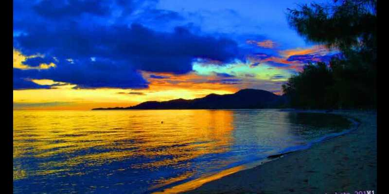 Wisata Gorontalo: Pantai Bolihutuo