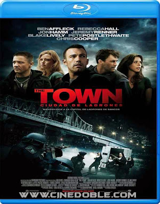 the town extended cut 2010 1080p latino The Town Extended Cut (2010) 1080p Latino