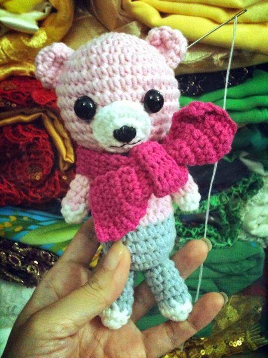 Firefly crochet amigurumi teddy bear free patternchart amigurumi teddy bear free patternchart ccuart Choice Image