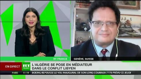 Que peut faire l'Algérie en Libye?