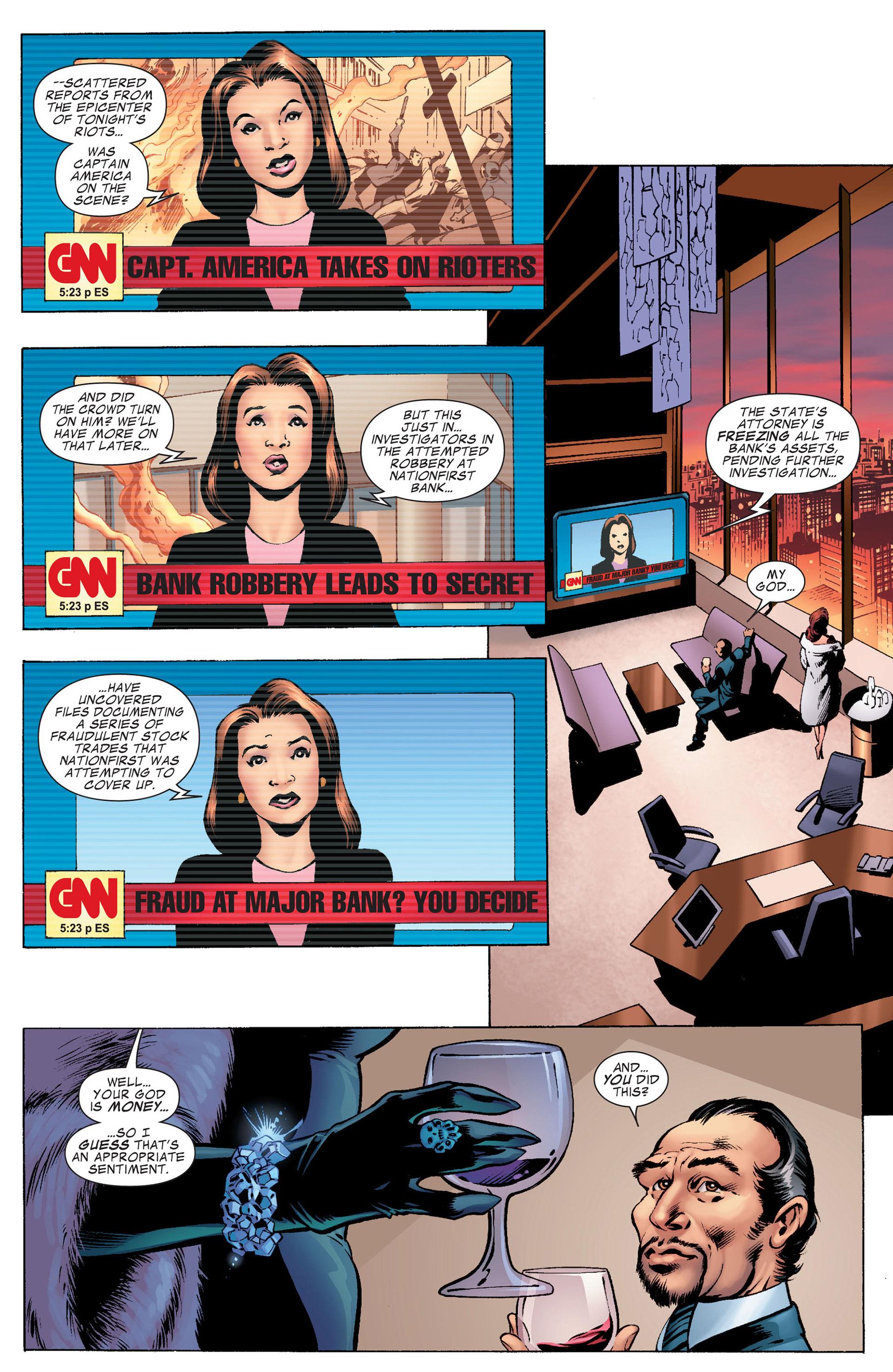 Captain America (2011) Issue #8 #8 - English 13