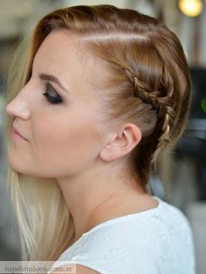 peinados 2015 trenzados