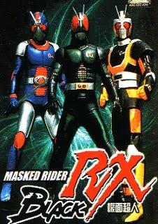 Baixar Kamen Rider Black RX Completo Download Grátis