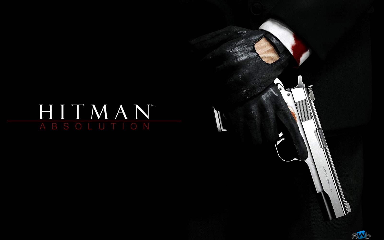 Hitman HD & Widescreen Wallpaper 0.481310139462215