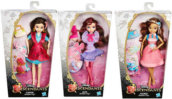 Disney Dolls Evie Mal and Descendants