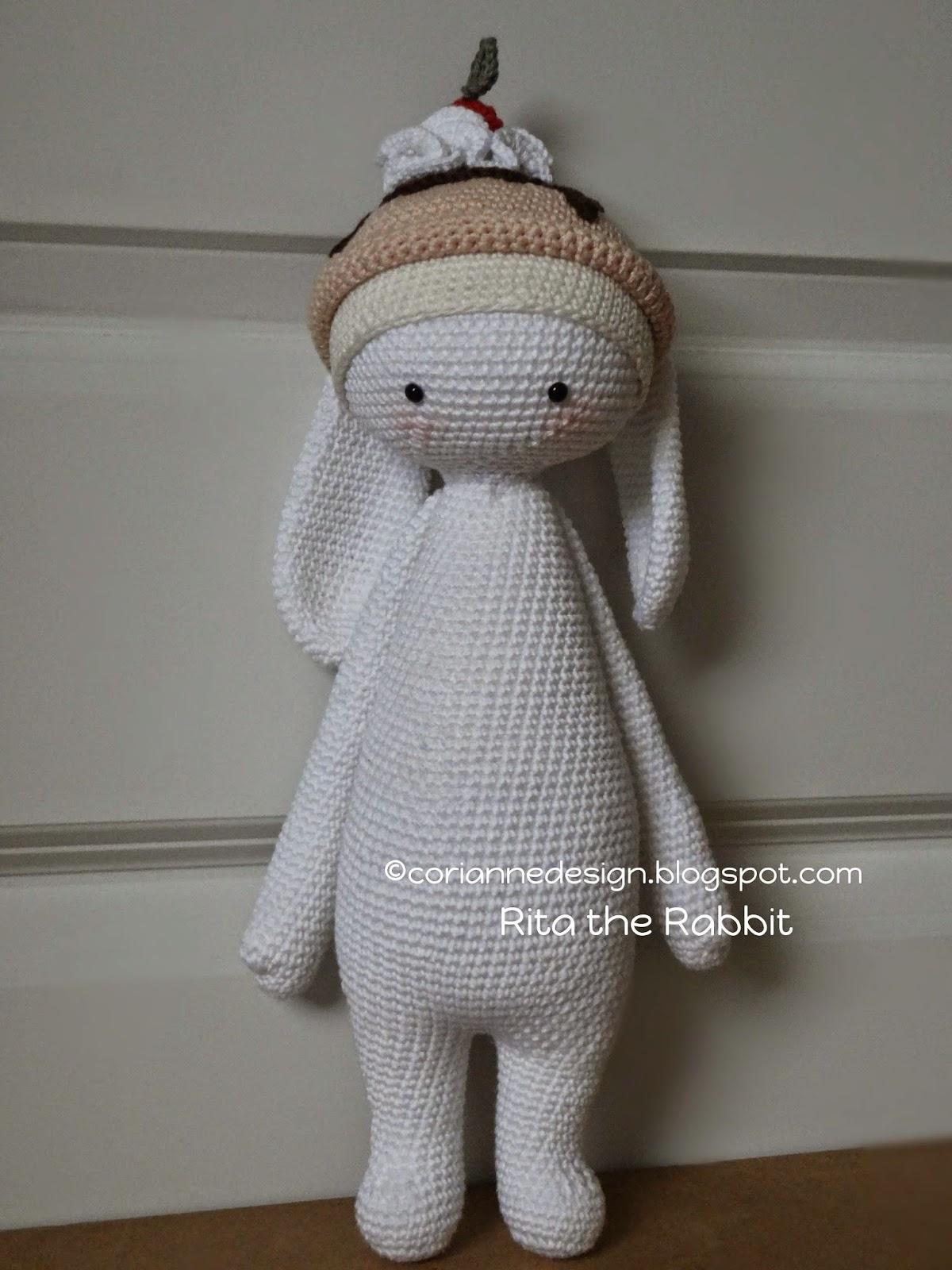 Amigurumi Dolls By Artist Lydia Tresselt : Corianne Design: My little Lalylala family