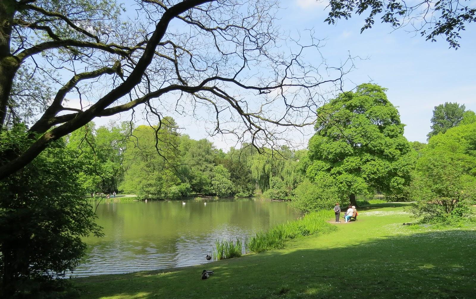 Bambus Gartenmobel Garten : Düsseldorf und Umgebung in Bildern Düsseldorf Düsseltal