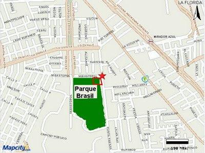 Lugares turisticos de santiago de chile lugares for Ministerio del interior direccion como llegar