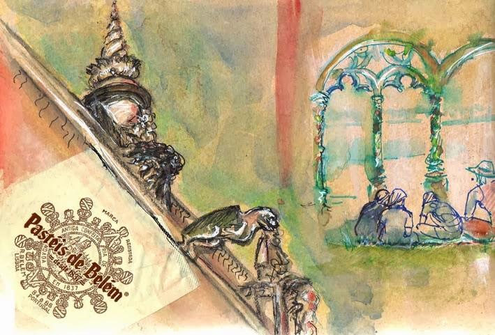 détails monastère
